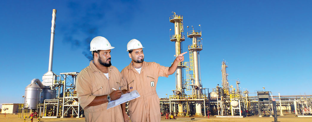10 Agoco Oil Field