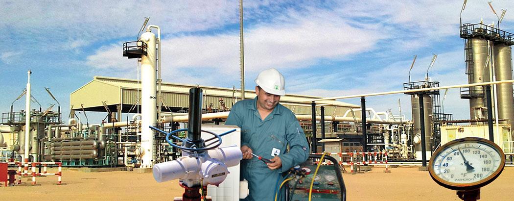 12 Agoco Oil Field