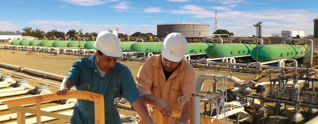 3 Agoco Oil Field