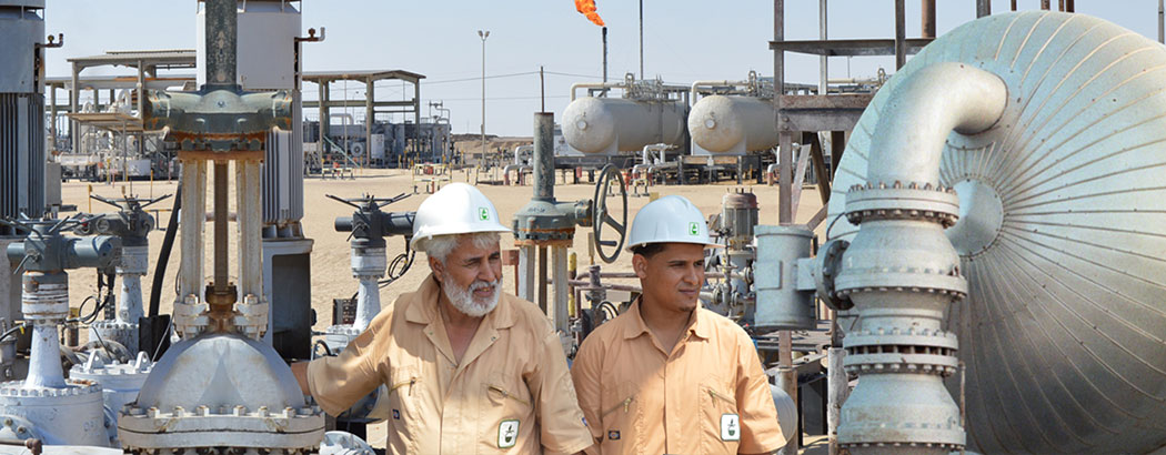5 Agoco Oil Field