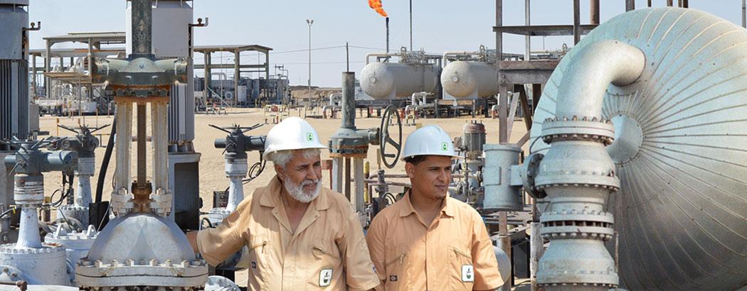 5 Agoco Oil Field