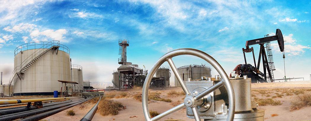 6 Agoco Oil Field