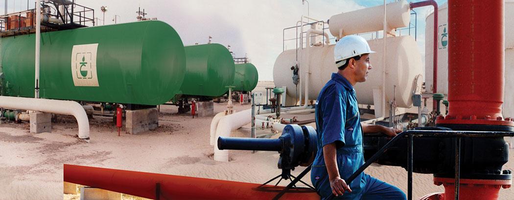 8 Agoco Oil Field