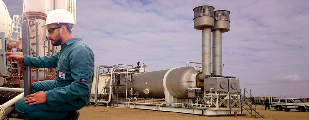 9 Agoco Oil Field